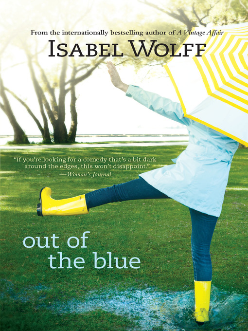 Title details for Out of the Blue by Isabel Wolff - Available
