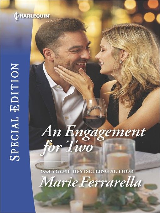 Title details for An Engagement for Two by Marie Ferrarella - Wait list