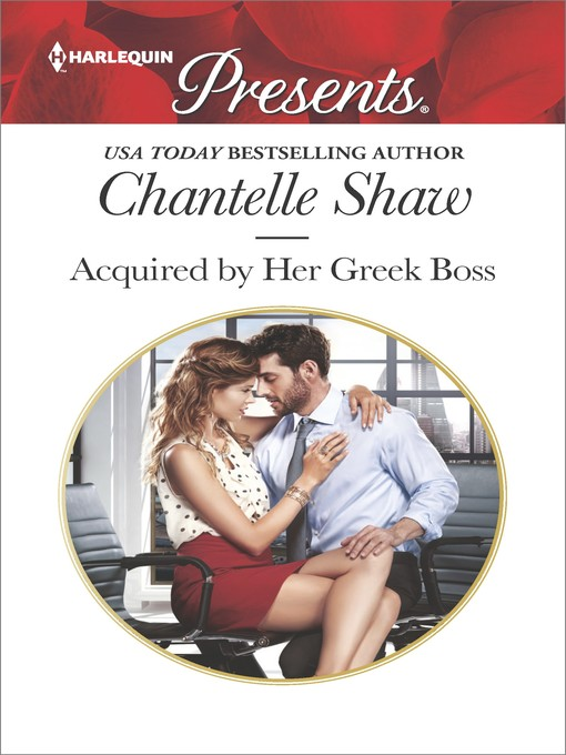 Title details for Acquired by Her Greek Boss by Chantelle Shaw - Wait list