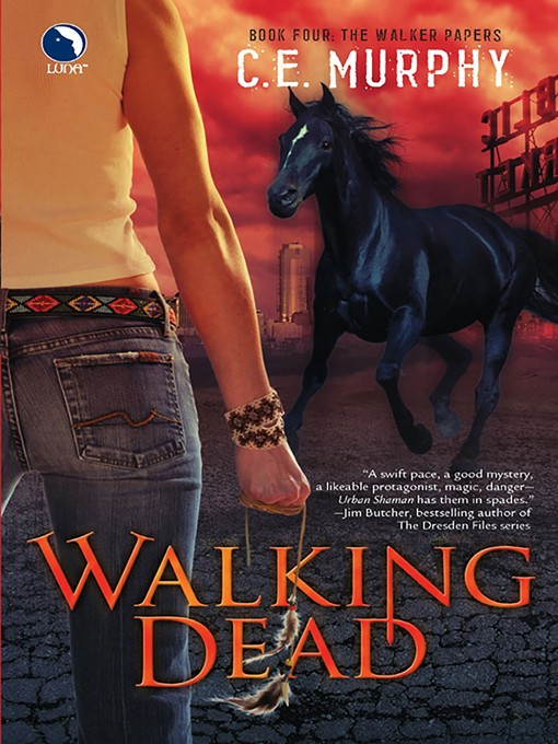 Title details for Walking Dead by C.E. Murphy - Wait list