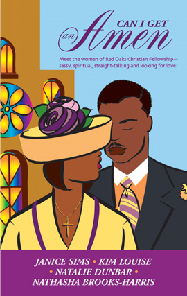 Title details for Can I Get an Amen by Janice Sims - Available
