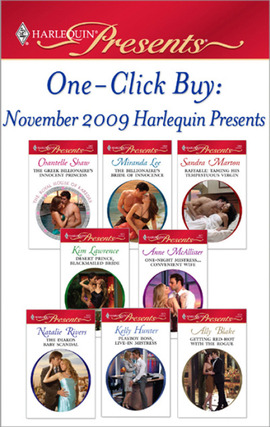 Title details for One-Click Buy: November 2009 Harlequin Presents by Chantelle Shaw - Wait list