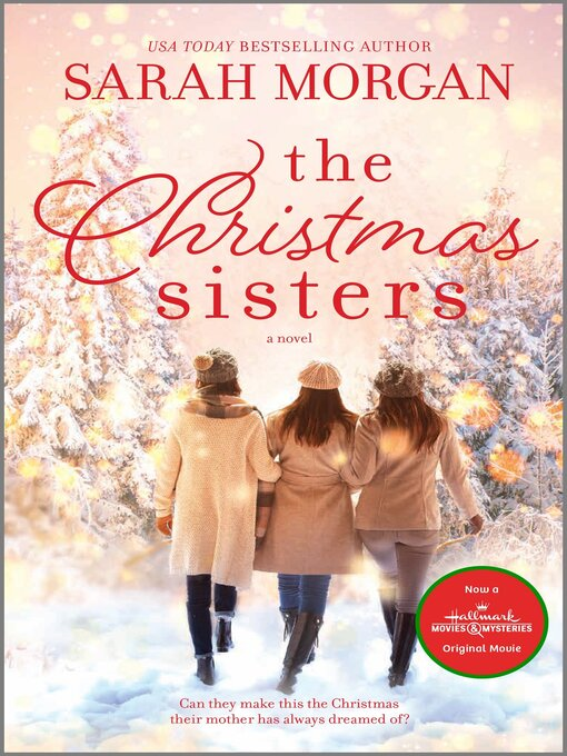 Title details for The Christmas Sisters by Sarah Morgan - Available