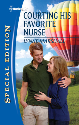 Title details for Courting His Favorite Nurse by Lynne Marshall - Available