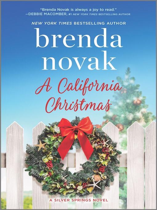 Title details for A California Christmas by Brenda Novak - Wait list