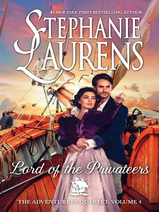 Title details for Lord of the Privateers by STEPHANIE LAURENS - Wait list