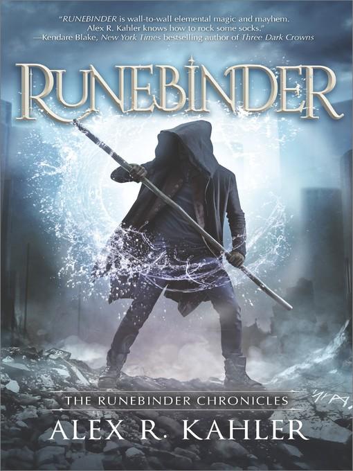Title details for Runebinder by Alex R. Kahler - Available