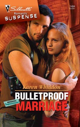 Title details for Bulletproof Marriage by Karen  Whiddon - Available