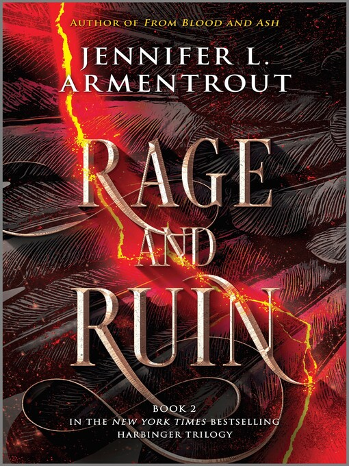 Cover of Rage and Ruin