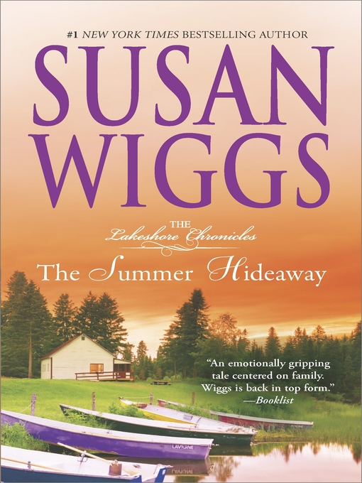 Title details for The Summer Hideaway by SUSAN WIGGS - Wait list