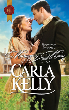 Title details for Marriage of Mercy by Carla Kelly - Wait list