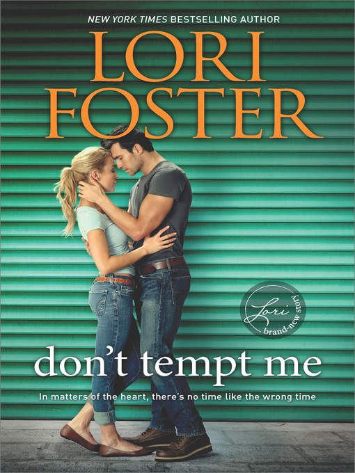 Cover of Don't Tempt Me
