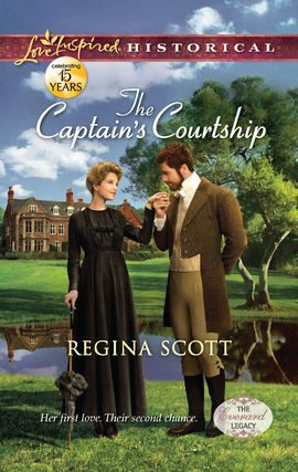Title details for The Captain's Courtship by Regina Scott - Available
