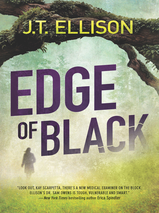 Title details for Edge of Black by J.T. Ellison - Available