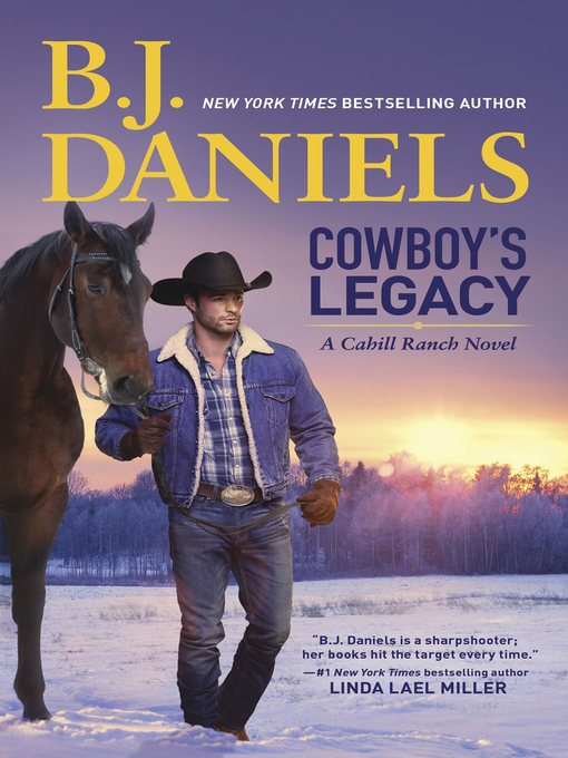 Cover of Cowboy's Legacy