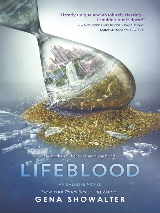 Title details for Lifeblood by Gena Showalter - Available
