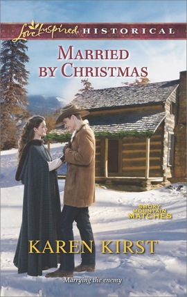 Title details for Married by Christmas by Karen Kirst - Available