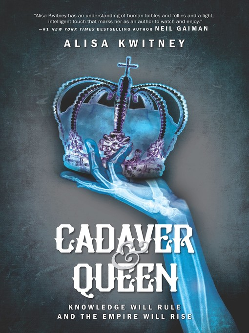 Cover of Cadaver & Queen