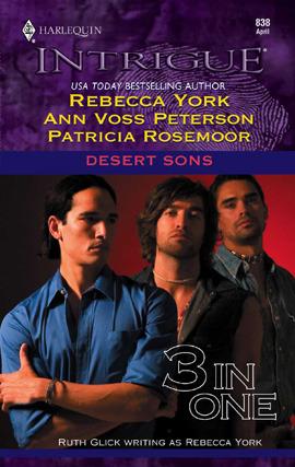 """Cover image for Desert Sons: Luke""""\""""Tom""""\""""Rico"""