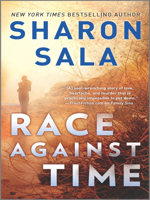 Title details for Race Against Time by Sharon Sala - Available