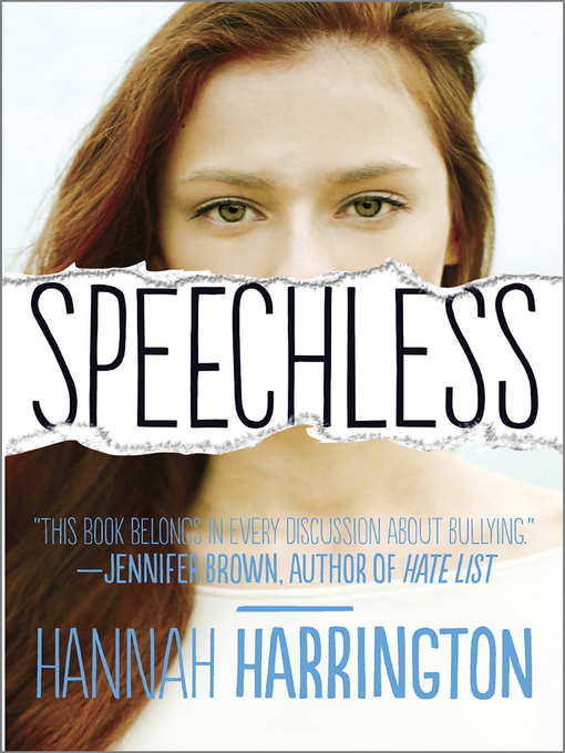 Cover of Speechless