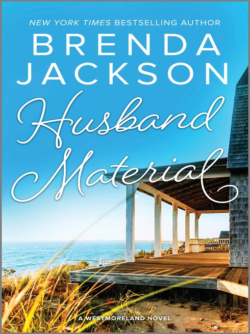Title details for Husband Material by Brenda Jackson - Available