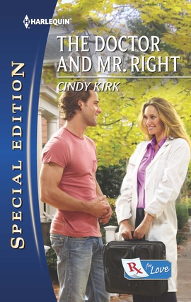 Title details for The Doctor and Mr. Right by Cindy Kirk - Available