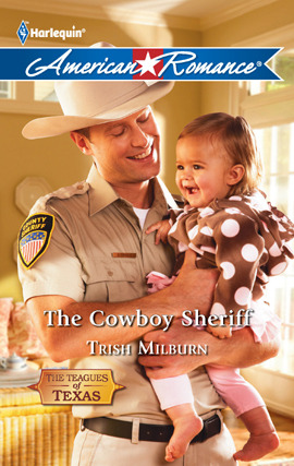 Title details for The Cowboy Sheriff by Trish Milburn - Wait list