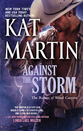 Cover of Against the Storm