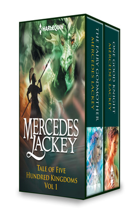 Title details for A Tale of the Five Hundred Kingdoms Volume 1: The Fairy Godmother\One Good Knight by Mercedes Lackey - Wait list