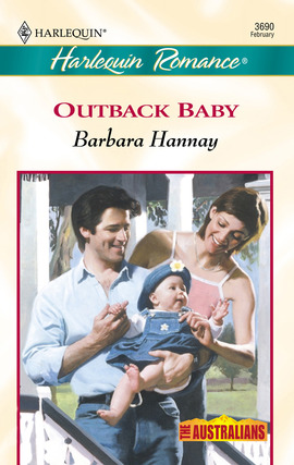 Title details for Outback Baby by Barbara Hannay - Available