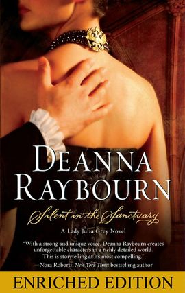 Title details for Silent in the Sanctuary by DEANNA RAYBOURN - Available