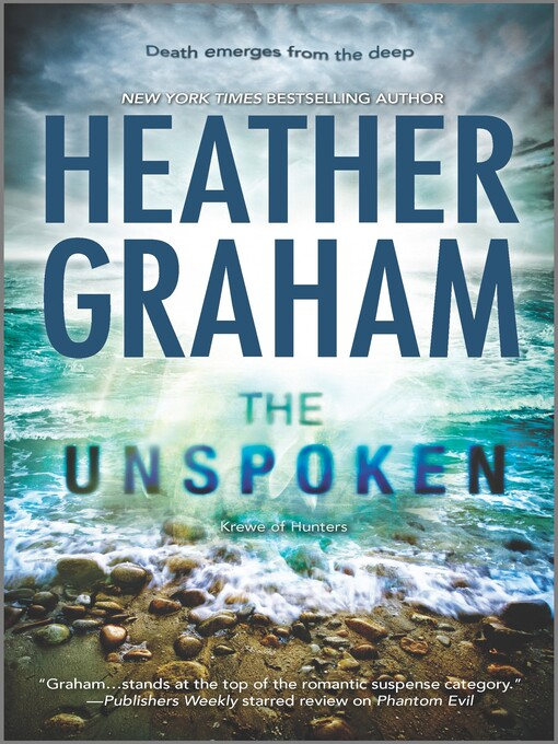 Title details for The Unspoken by Heather Graham - Available