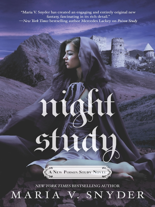 Title details for Night Study by Maria V. Snyder - Available