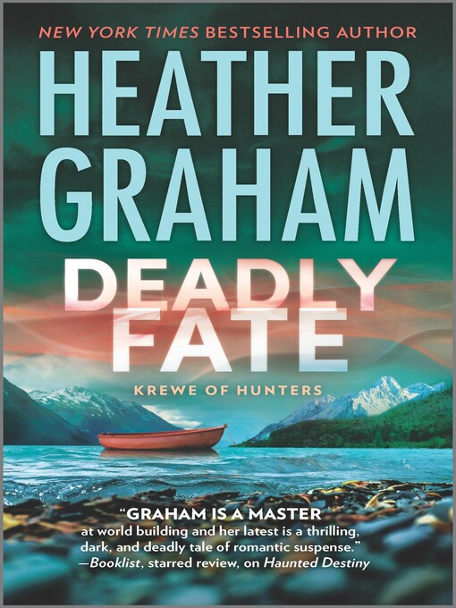 Title details for Deadly Fate--A paranormal, thrilling suspense novel by Heather Graham - Wait list