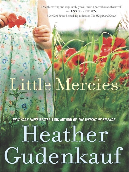 Title details for Little Mercies by Heather Gudenkauf - Available
