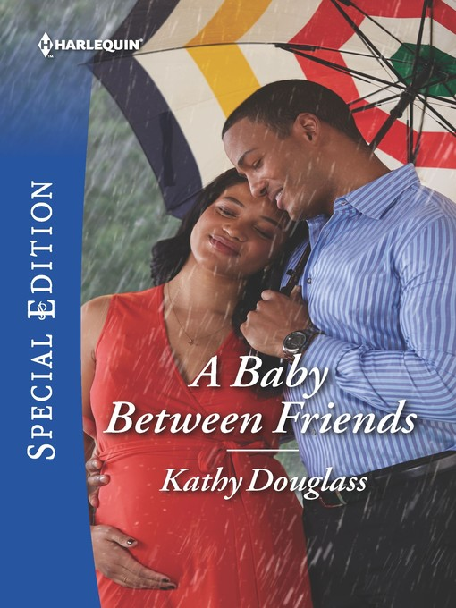 Cover image for A Baby Between Friends