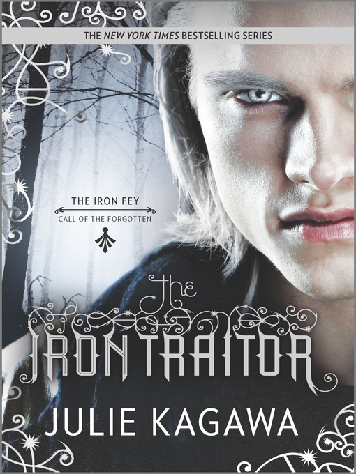Cover of The Iron Traitor