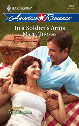 Title details for In a Soldier's Arms by Marin Thomas - Available