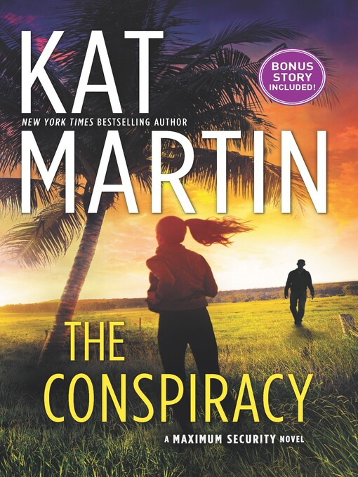 Title details for The Conspiracy by Kat Martin - Wait list