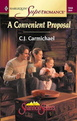 Title details for A Convenient Proposal by C.J. Carmichael - Wait list