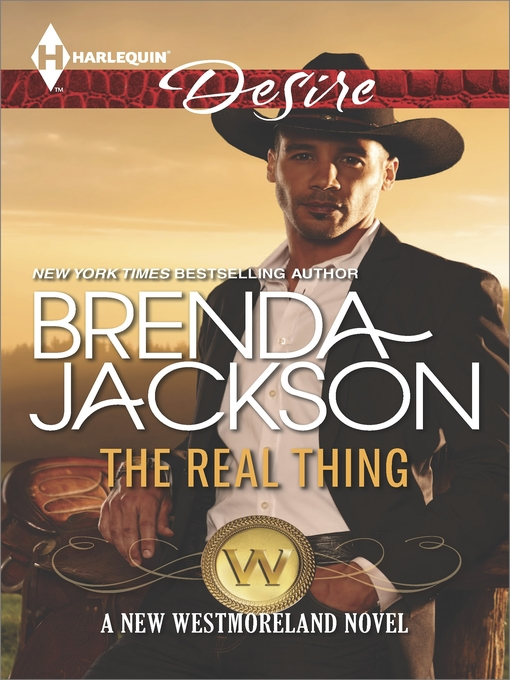 Title details for The Real Thing by Brenda Jackson - Available