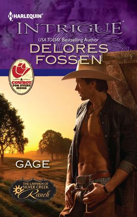 Title details for Gage by Delores Fossen - Wait list