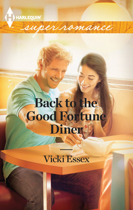 Title details for Back to the Good Fortune Diner by Vicki Essex - Wait list