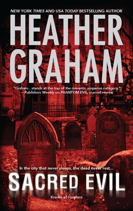 Title details for Sacred Evil by Heather Graham - Available