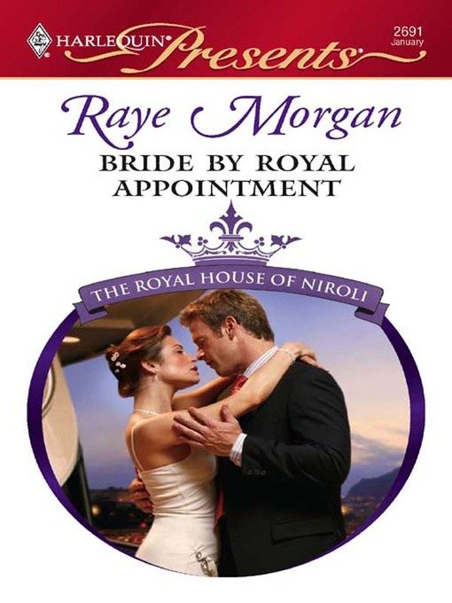 Title details for Bride by Royal Appointment by Raye Morgan - Wait list