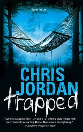 Title details for Trapped by Chris Jordan - Available