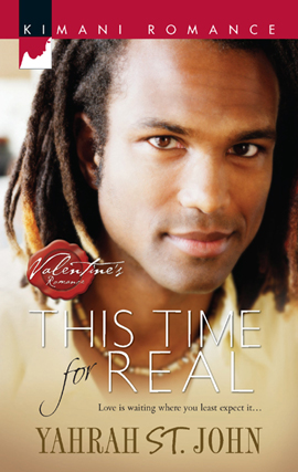 Title details for This Time for Real by Yahrah St. John - Available