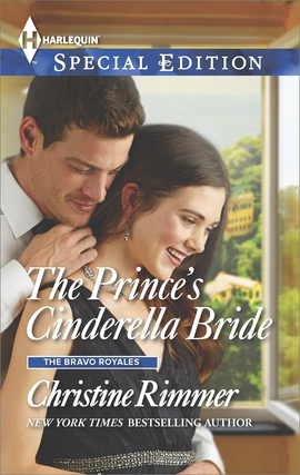 Title details for The Prince's Cinderella Bride by CHRISTINE RIMMER - Available