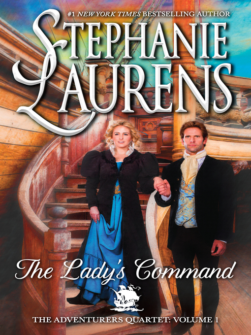 Title details for The Lady's Command by STEPHANIE LAURENS - Wait list
